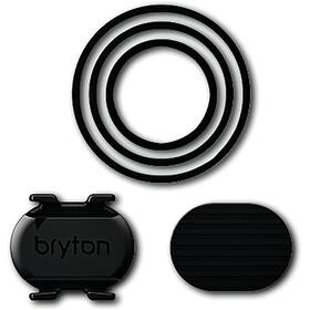 Bryton Rider One C Fahrradcomputer inkl. Trittfrequenzsensor weiß